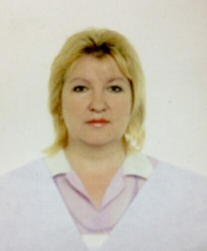 Жданова Надежда Викторовна