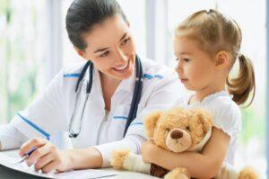 Диспансеризация перед детским садом