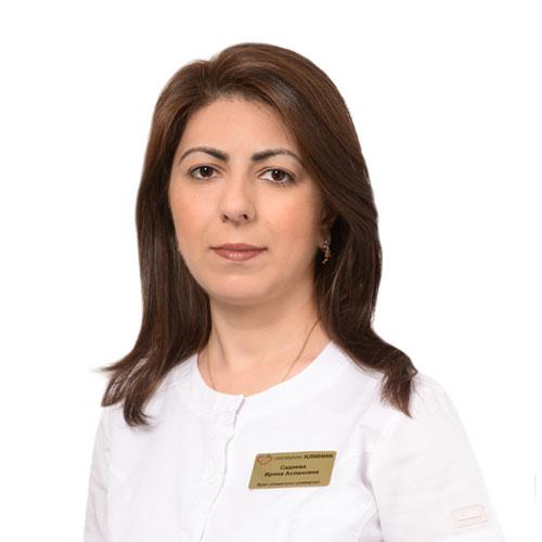 Садоева Ирина Аслановна