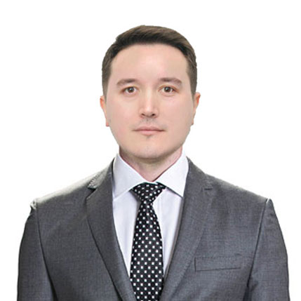 Маматов Бахриддин Музаффархонович