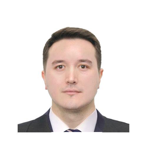 Маматов Бахриддин